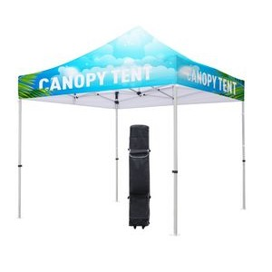 Premium 10' Tent 17'' Valance (Full-Bleed Dye Sublimation)