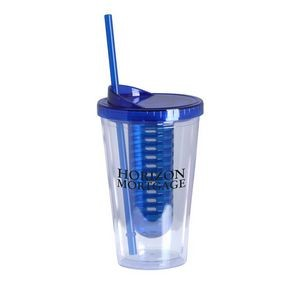 16 Oz. Fruit Infusion Tumbler